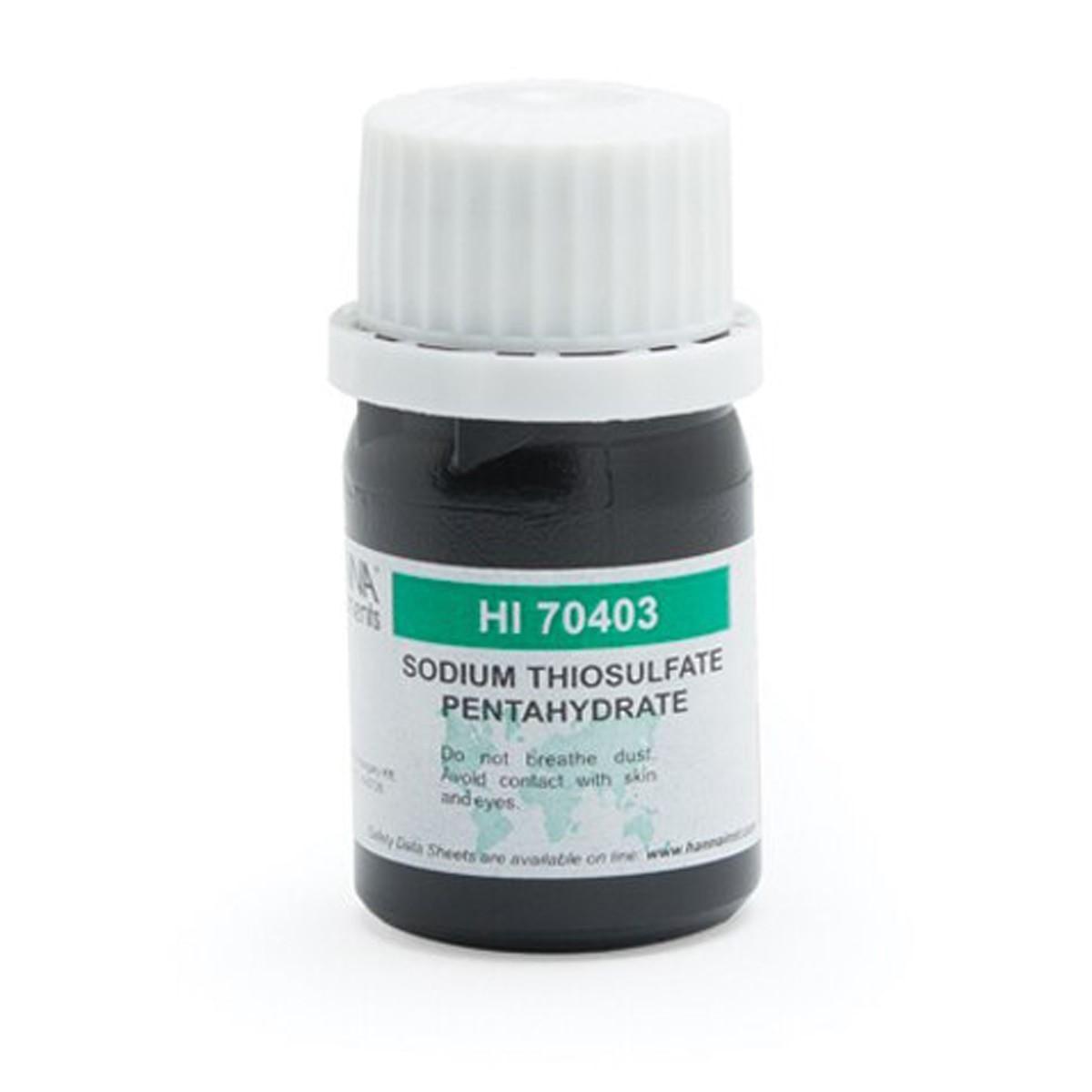Tiosulfat de Sodiu Pentahidrat, 20 g - HI70403