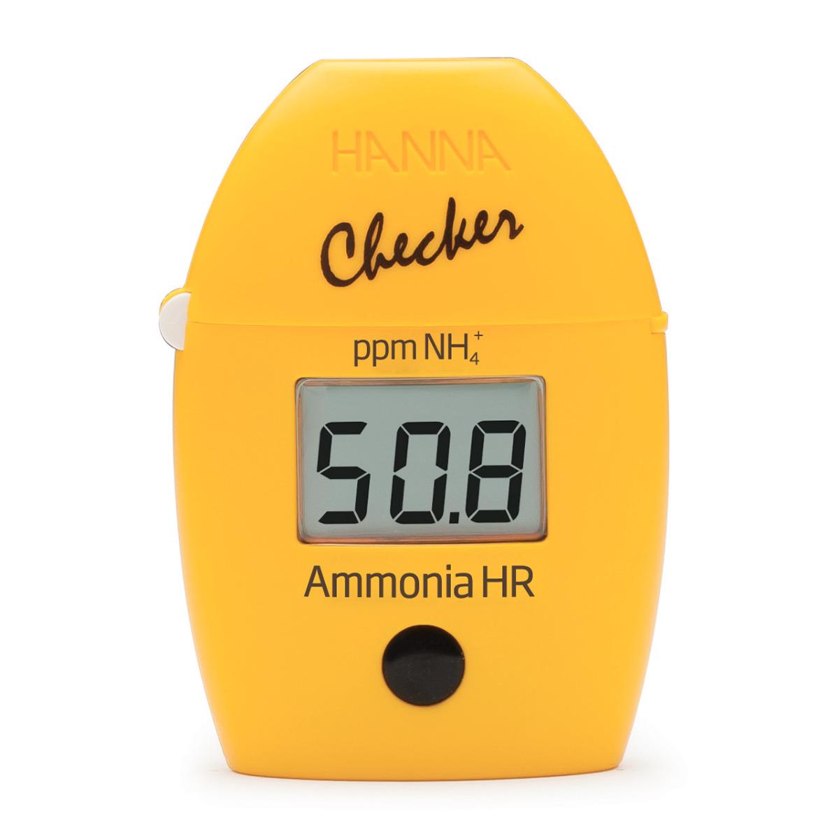 Ammonia High Range Checker® HC - HI733