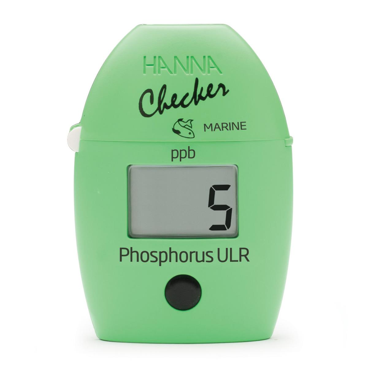 Marine Phosphorus Ultra Low Range Checker® HC - HI736