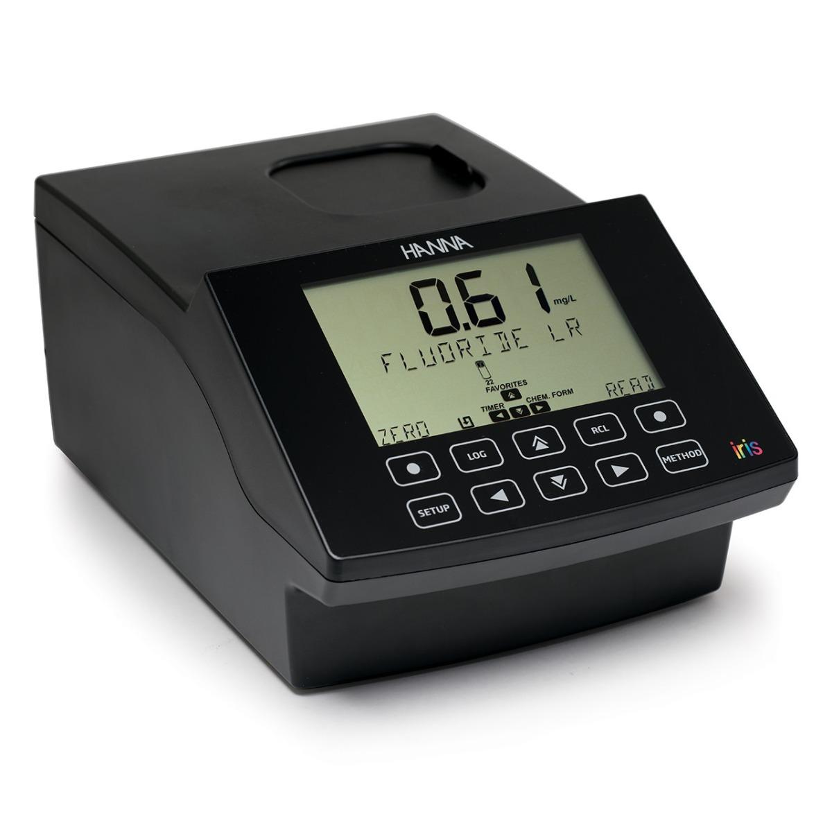 HI801 iris Visible Spectrophotometer -