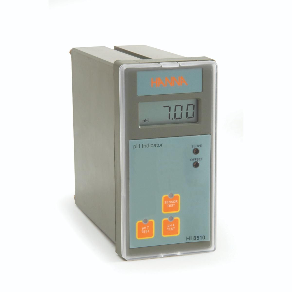 Controler analogic de ORP montat pe panou cu funcție de autodiagnostic - HI8512