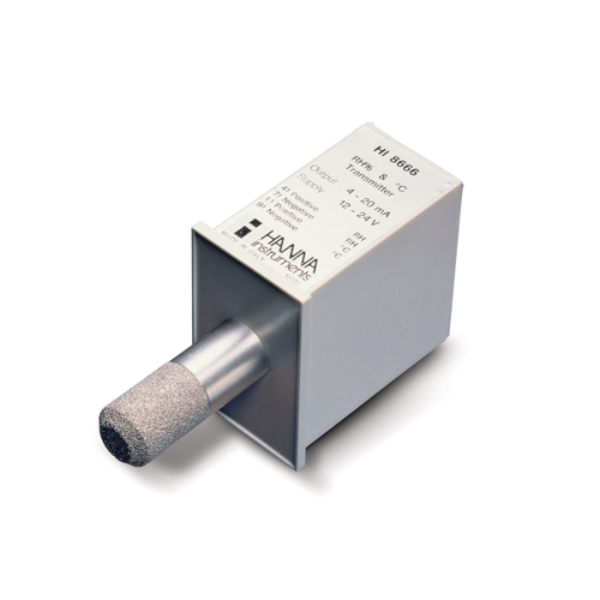 Relative Humidity and Temperature Transmitter - HI8666