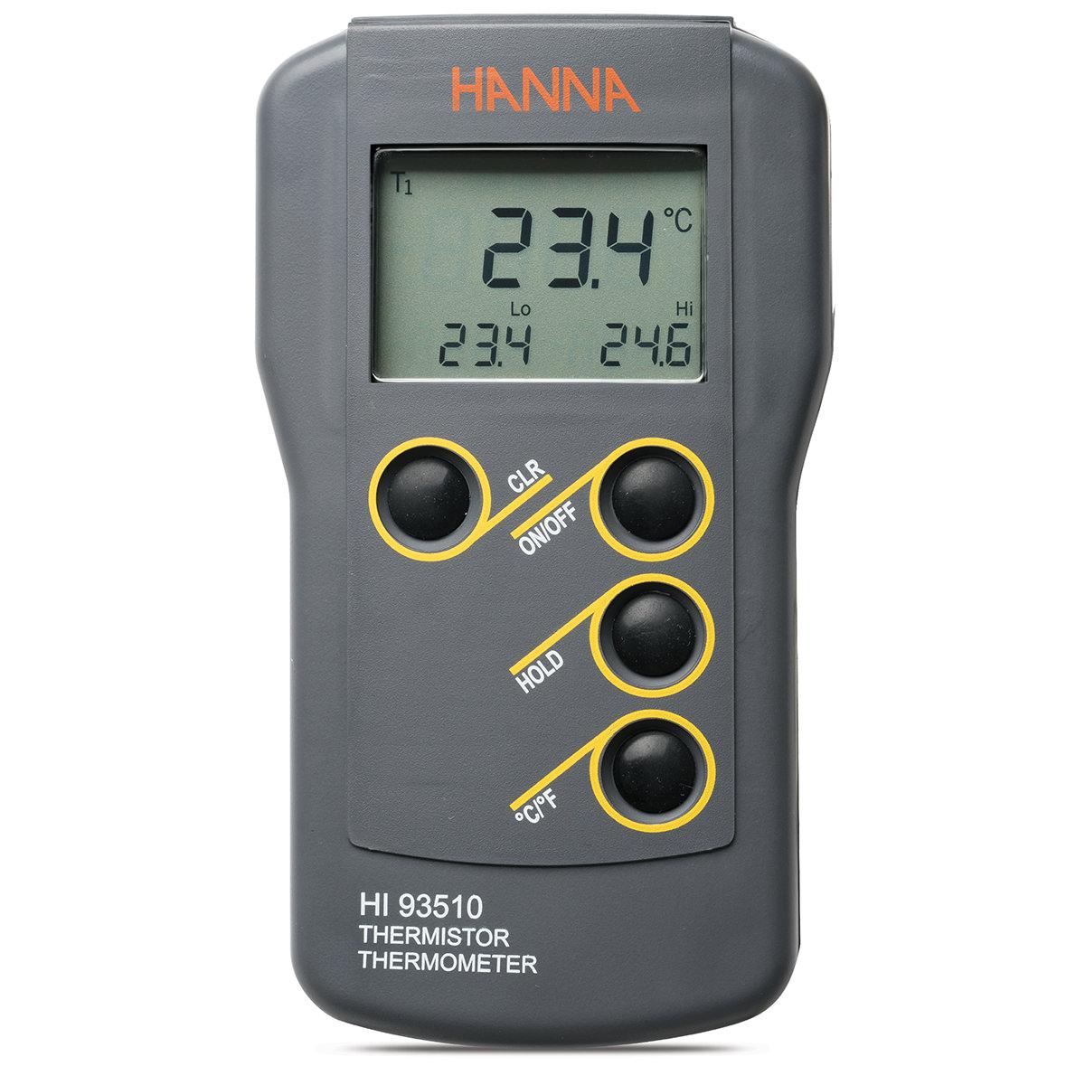 Termometru termistor rezistent la apa - HI93510
