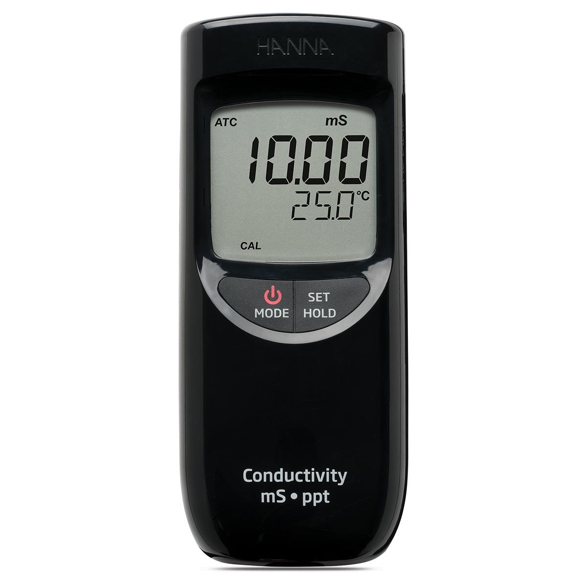 Conductometru portabil EC/TDS (domeniu mare) - HI99301