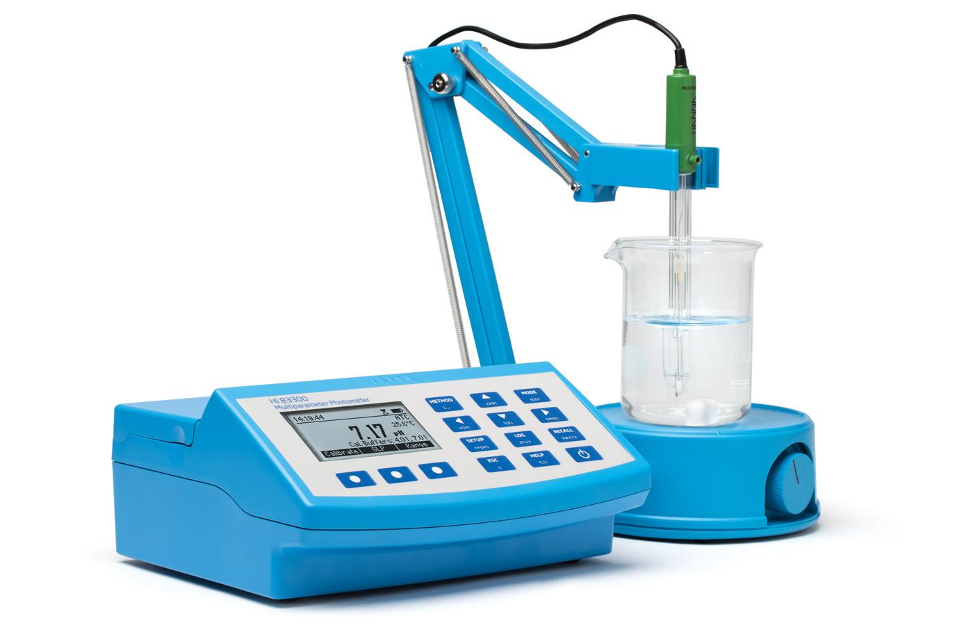 Intrare digitală a electrodului de pH