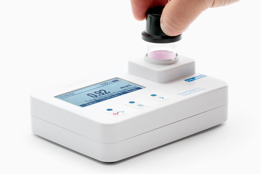 Fotocolorimetre portabile