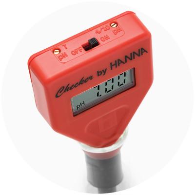 1991 - Primul tester de buzunar pentru pH cu electrod înlocuibil din lume
