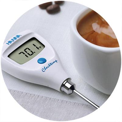 1995 - Primul termometru de buzunar din lume cu CAL Check ™