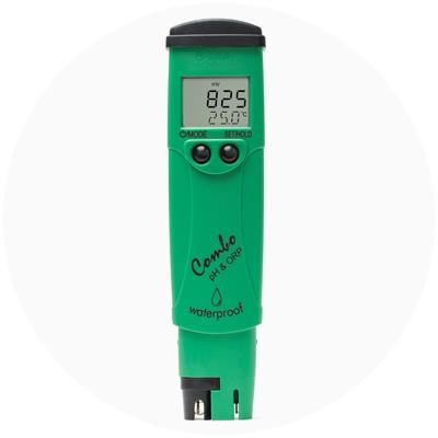 2004 - Primul tester combinat de pH/ORP din lume