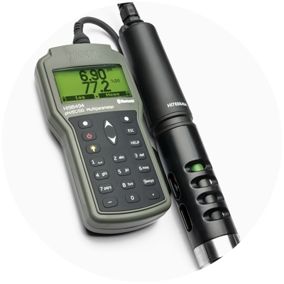 2021 - Primul multiparametru ce măsoară oxigenul dizolvat optic si care are conectivitate Bluetooth®