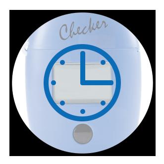 checker built-in timer