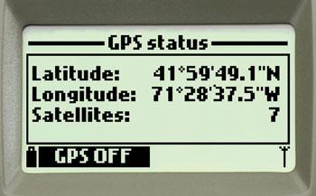 GPS option