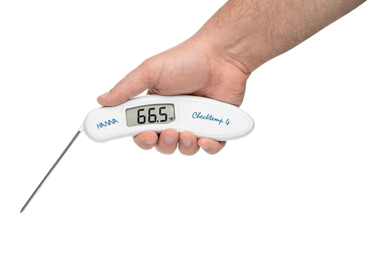 HI151 Checktemp®4 Temperature Tester